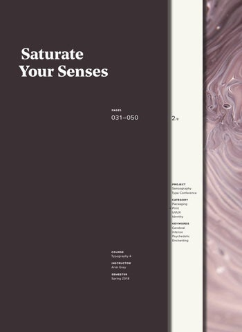 Page 35 of Saturate Your Senses
