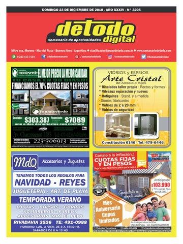 672b02fb9175 Semanario Detodo - Edición N° 3205 - 23/12/2018 by Semanario Detodo ...