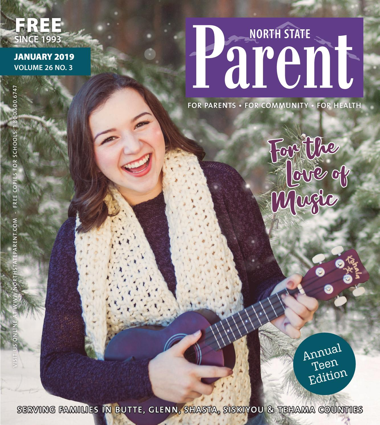 North State Parent January 2019 by North State Parent