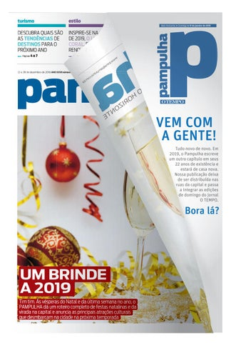 Pampulha, sábado - 22 12 2018 by Tecnologia Sempre Editora - issuu 2b40d21fcb