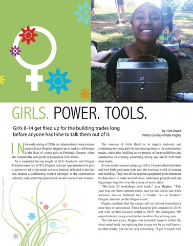 Page 8 of Girls. Power. Tools.