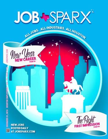JobSparx Magazine - We Are Houston Jobs by JobSparx - issuu