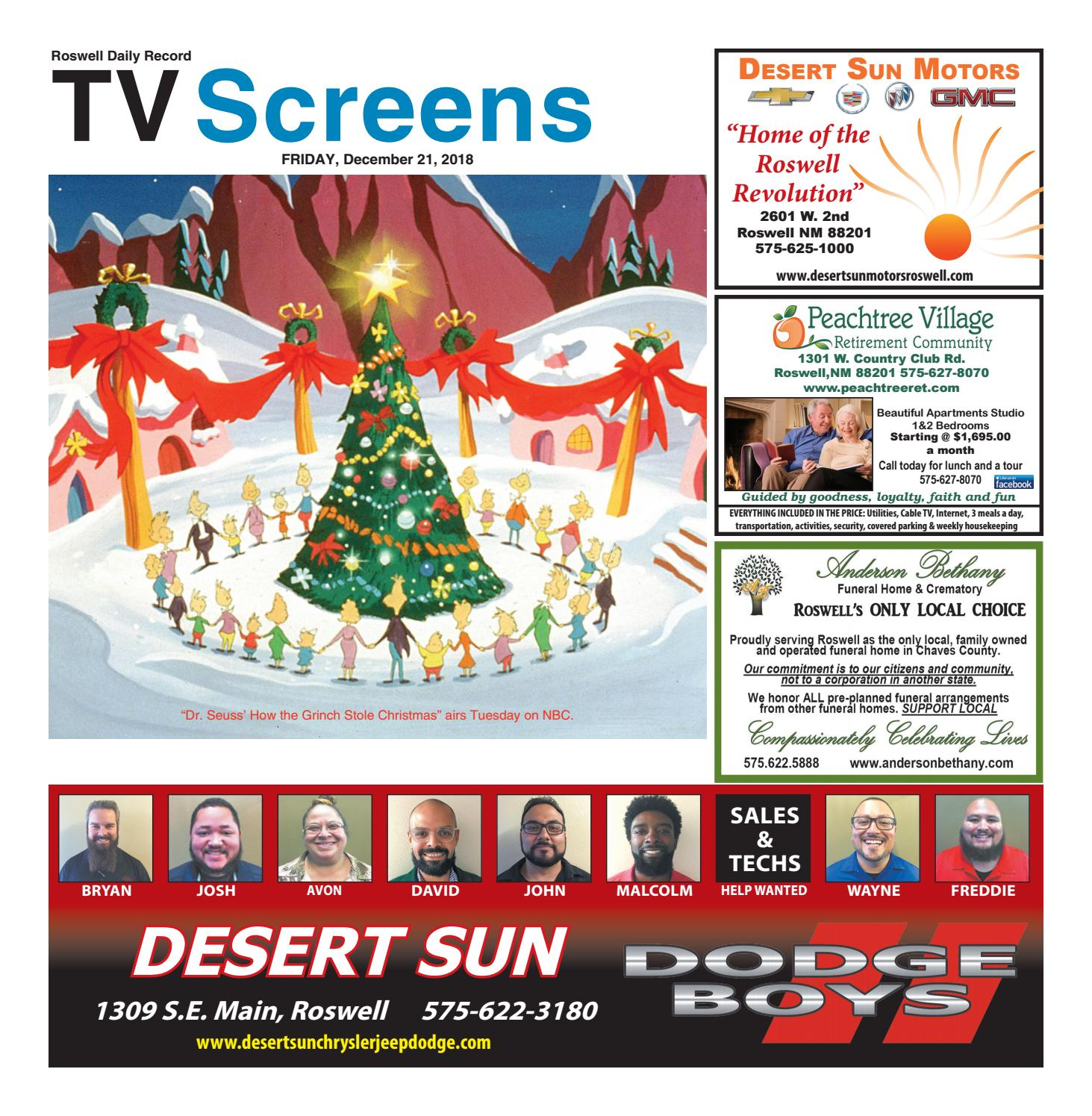 Screens 12 21 18 by Roswell Daily Record - issuu