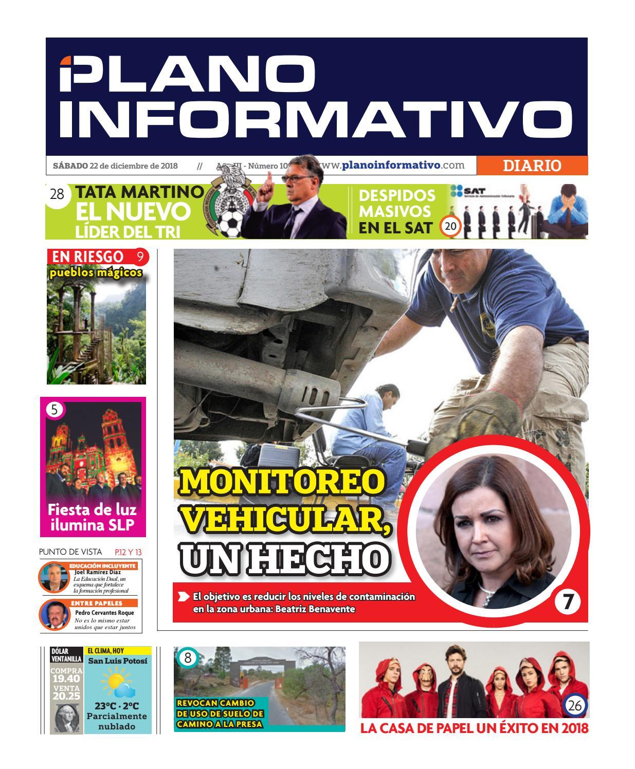 sale retailer 4db35 c4b51 Plano Informativo Impreso Año 3 No. 1096 by Plano Informativo - issuu