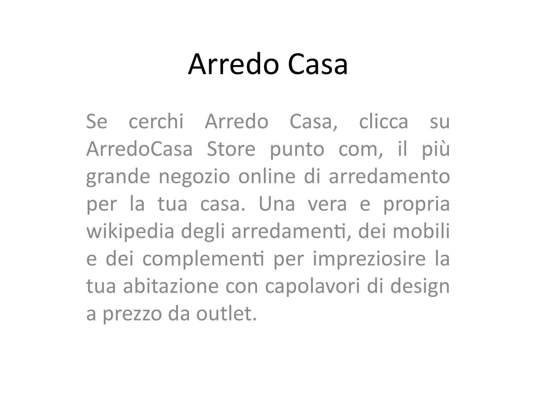 Arredamento Casa by arredocasastore - issuu