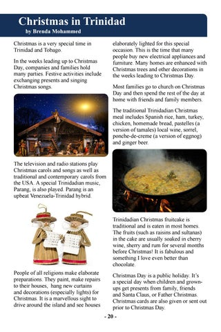 Page 22 of Christmas in Trinidad