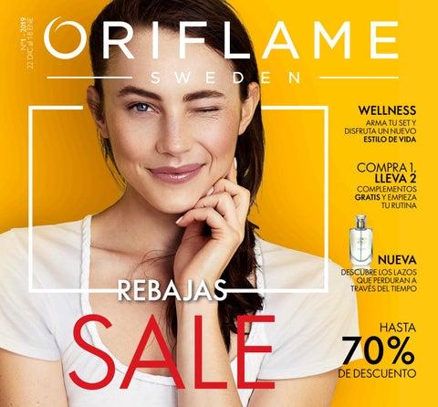 2ecee4422 Las mejores ofertas en el primer catálogo del año Oriflame