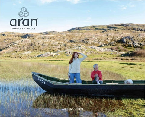 Aran Woollen Mills 2019 Collection by Aran Woollen Mills issuu