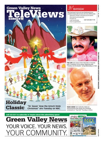 Televiews: Sunday, December 23, 2018 by Wick Communications - issuu