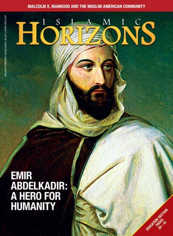 da640c60825 Islamic Horizons January February 2019 by Islamic Society of North ...