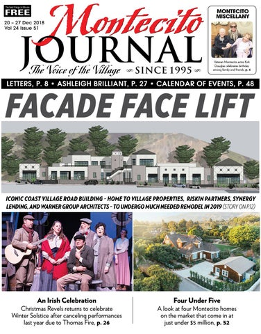Facade Face Lift By Montecito Journal Issuu