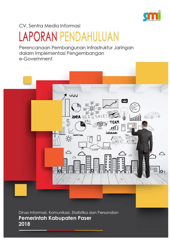 Laporan Pendahuluan Perencanaan Pembangunan Infrastruktur Jaringan By Diskominfo Paser Issuu