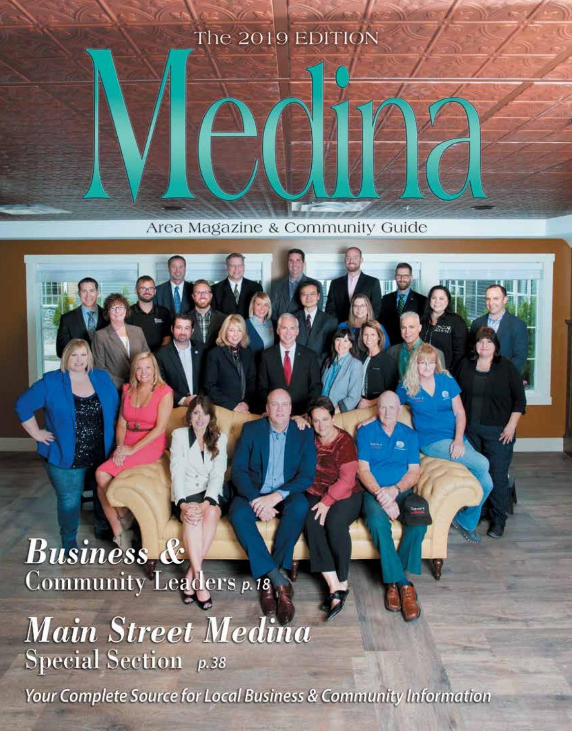 Medina 2019 by Image Builders Marketing - issuu