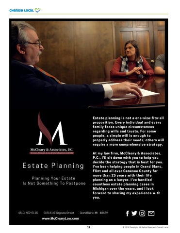 Page 19 of Estate Planning