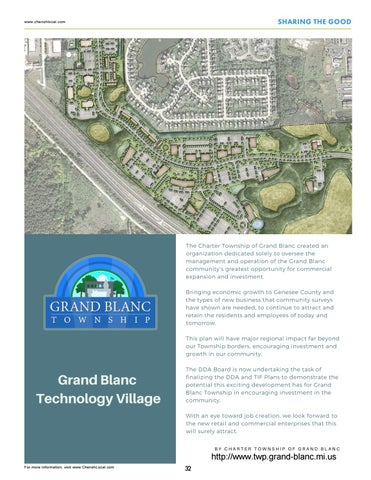 Page 32 of Grand Blanc Technology Village