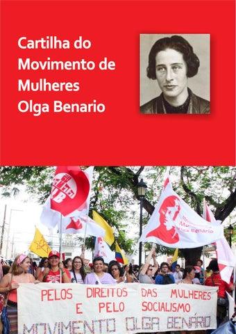 8e2adfb10 CARTILHA DO MOVIMENTO DE MULHERES OLGA BENARIO. 2016 by ...