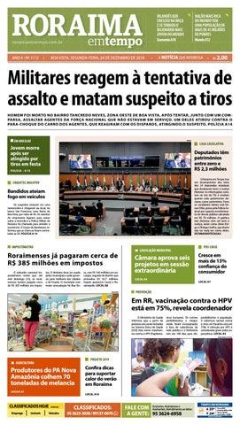 a2bf6f6b734bc Jornal Roraima em tempo – edição 1112 by RoraimaEmTempo - issuu