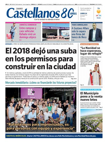 Diario Castellanos 18 02 19 by Diario Castellanos - issuu eefc5268c0a7f