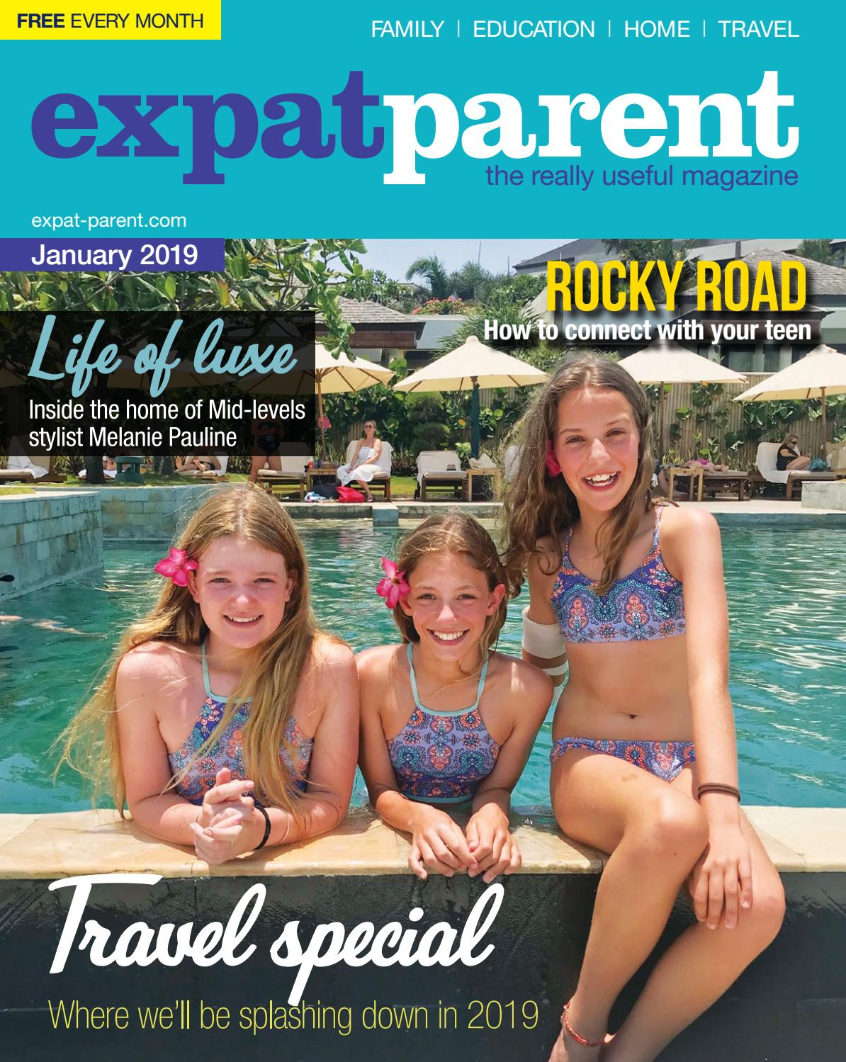 e8a4bbb3ae Expat Parent January 2019 by Hong Kong Living Ltd - issuu