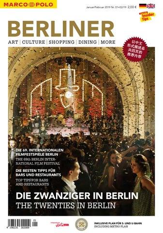 Marco Polo Berliner #01.19 by Berlin Medien GmbH issuu