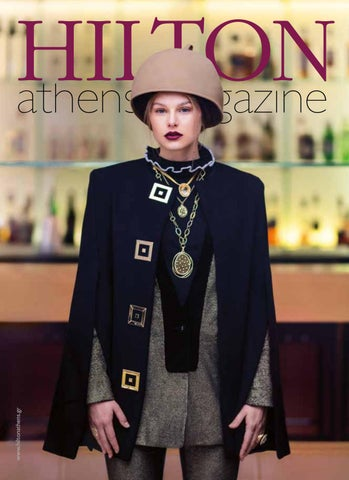 68263e422860 HILTON athens magazine Ιssue 40 - Autumn 2018 by Hilton Athens - issuu