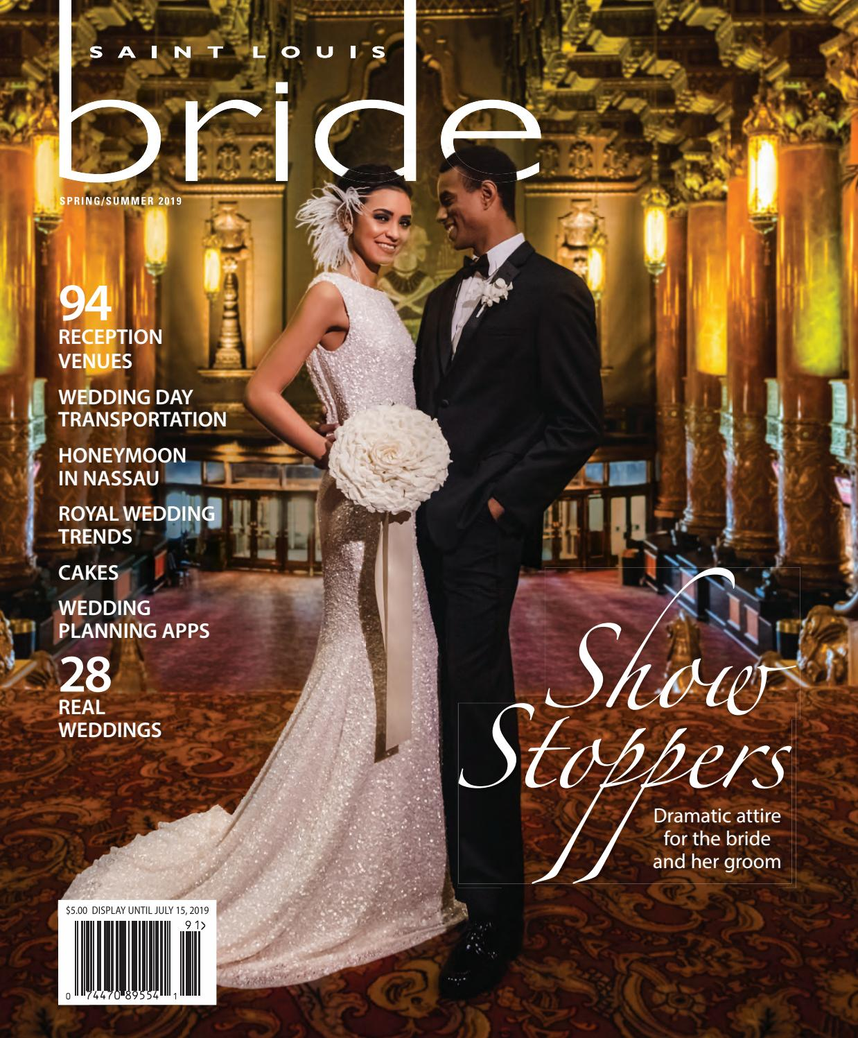 ba65b76b13e St Louis Bride Winter-Spring 2019 by Morris Media Network - issuu