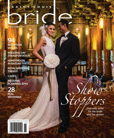 0f990ecb4fa St Louis Bride Winter-Spring 2019 by Morris Media Network - issuu