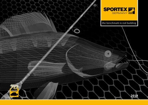 Sportex Black Arrow G-3 SPIN Rute