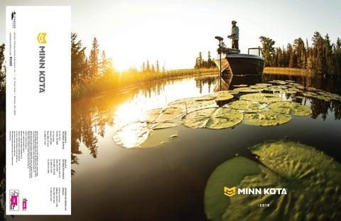 Каталог Minn Kota 2019 by Lago Pasarel - issuu