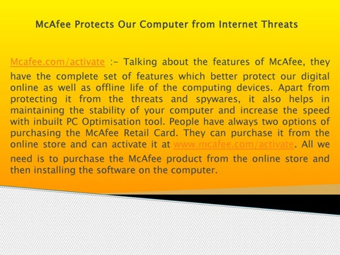 """Mcafee product key activation"""" mcafee activation."""
