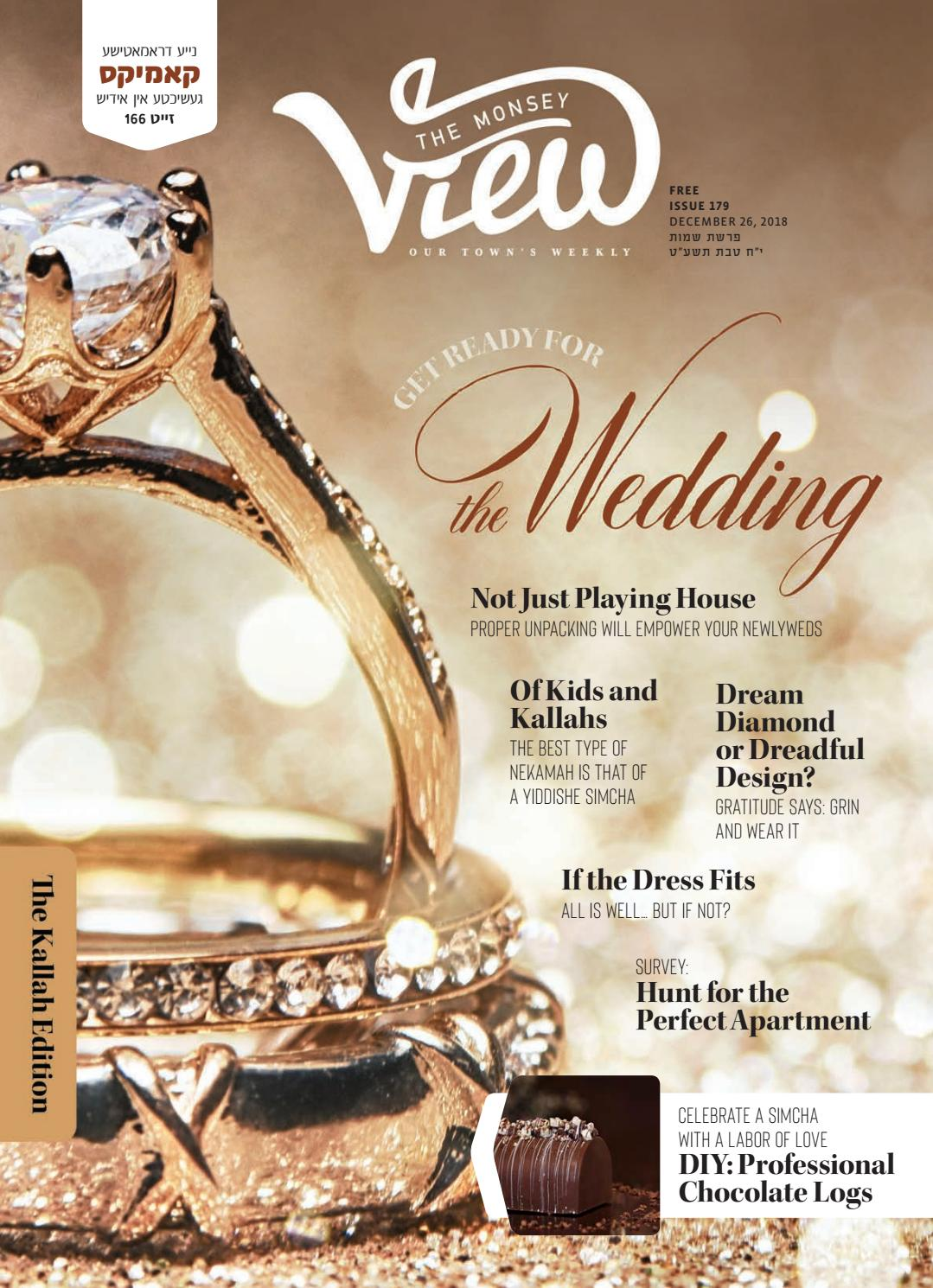 20d1fd05405d1 Issue 179 by The Monsey View - issuu