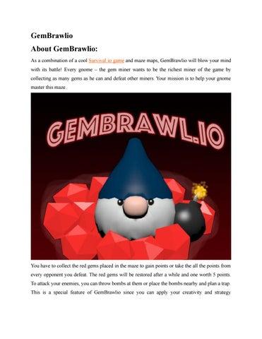 GemBrawl io by Freegames66 - issuu