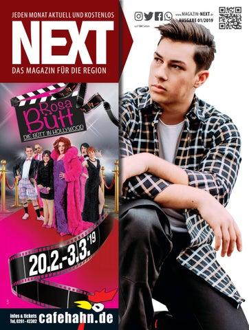 2019/01 Magazin NEXT Koblenz by Werbeagentur blick-fang - issuu