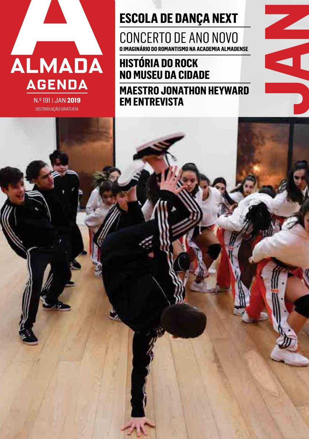 0297d5335c82e Agenda Almada N.º 191 - janeiro 2019 by Câmara Municipal de Almada - issuu