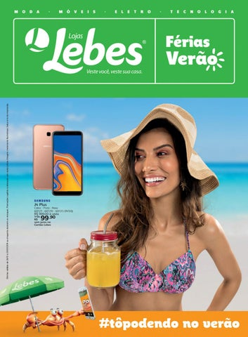 aac7f4df4e Revista Férias Verão by Lebes - issuu