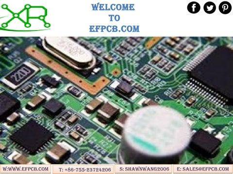 Flexible PCB Supplier China by efpcb - issuu