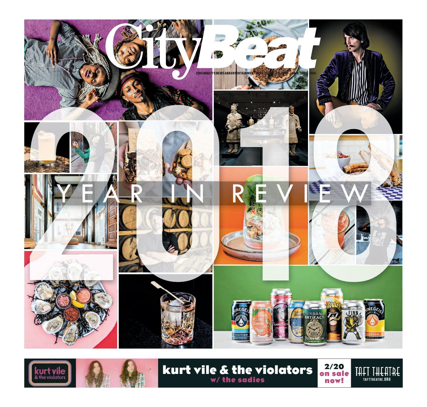 CityBeat | Dec  26, 2018 by Euclid Media Group - issuu
