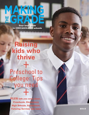 38d2f419e6 Chicago Parent Making the Grade 2017 by Chicago Parent - issuu