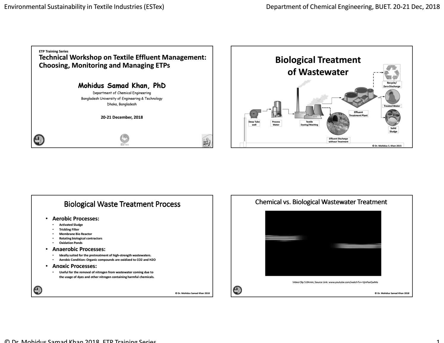 Biological Treatment of Wastewater by betgroupinnovation - issuu