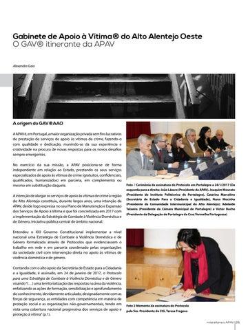 Page 26 of Gabinete de Apoio à Vítima do Alto Alentejo Oeste - o GAV itinerante da APAV