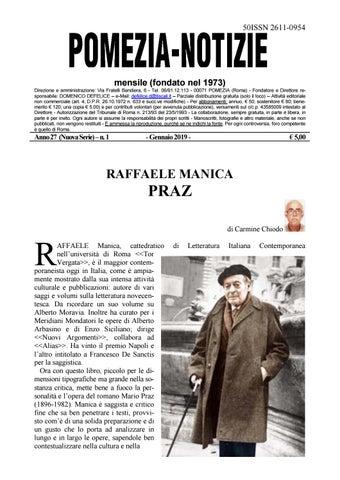 Pomezia Notizie 2019 1 by Domenico - issuu 8155932466a