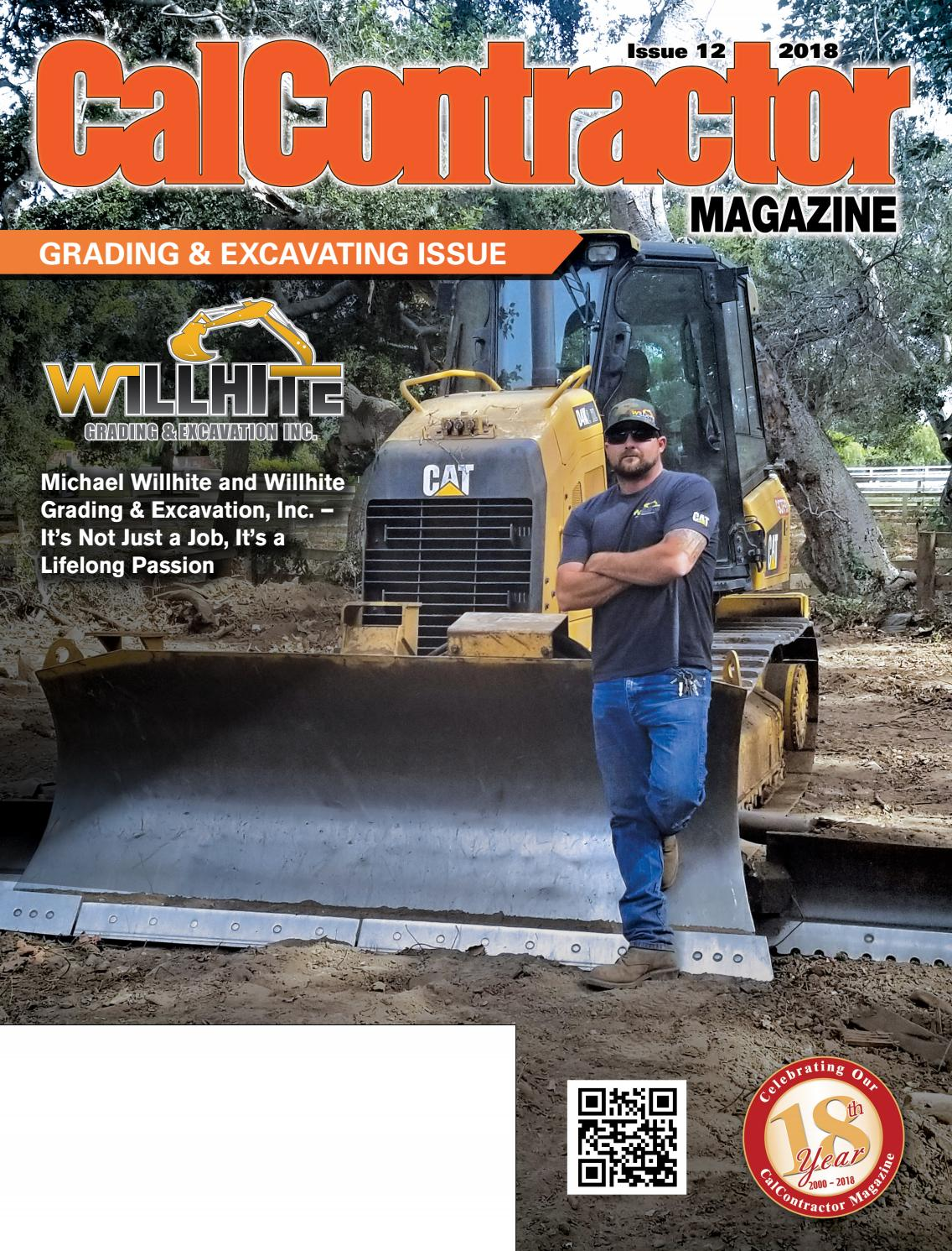 Calcontractor Grading Excavating 2018 By Cms Issuu You Can Get This Circuit Breaker At Most Bigbox Auto Parts Stores For