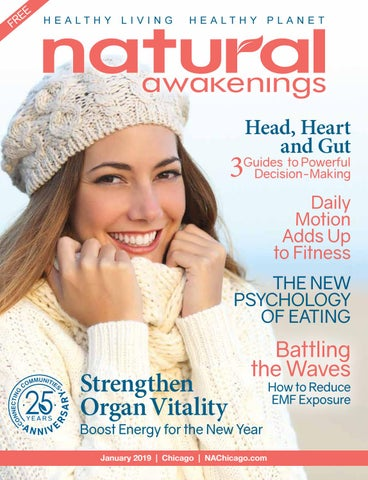 January 2019 Natural Awakenings Chicago magazine by Natural