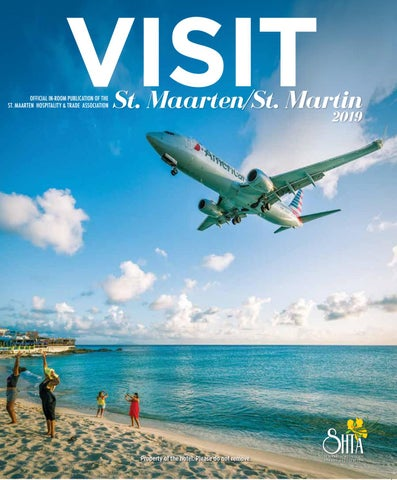 5ff1a6935 Visit St. Maarten St. Martin 2019 by North South Net