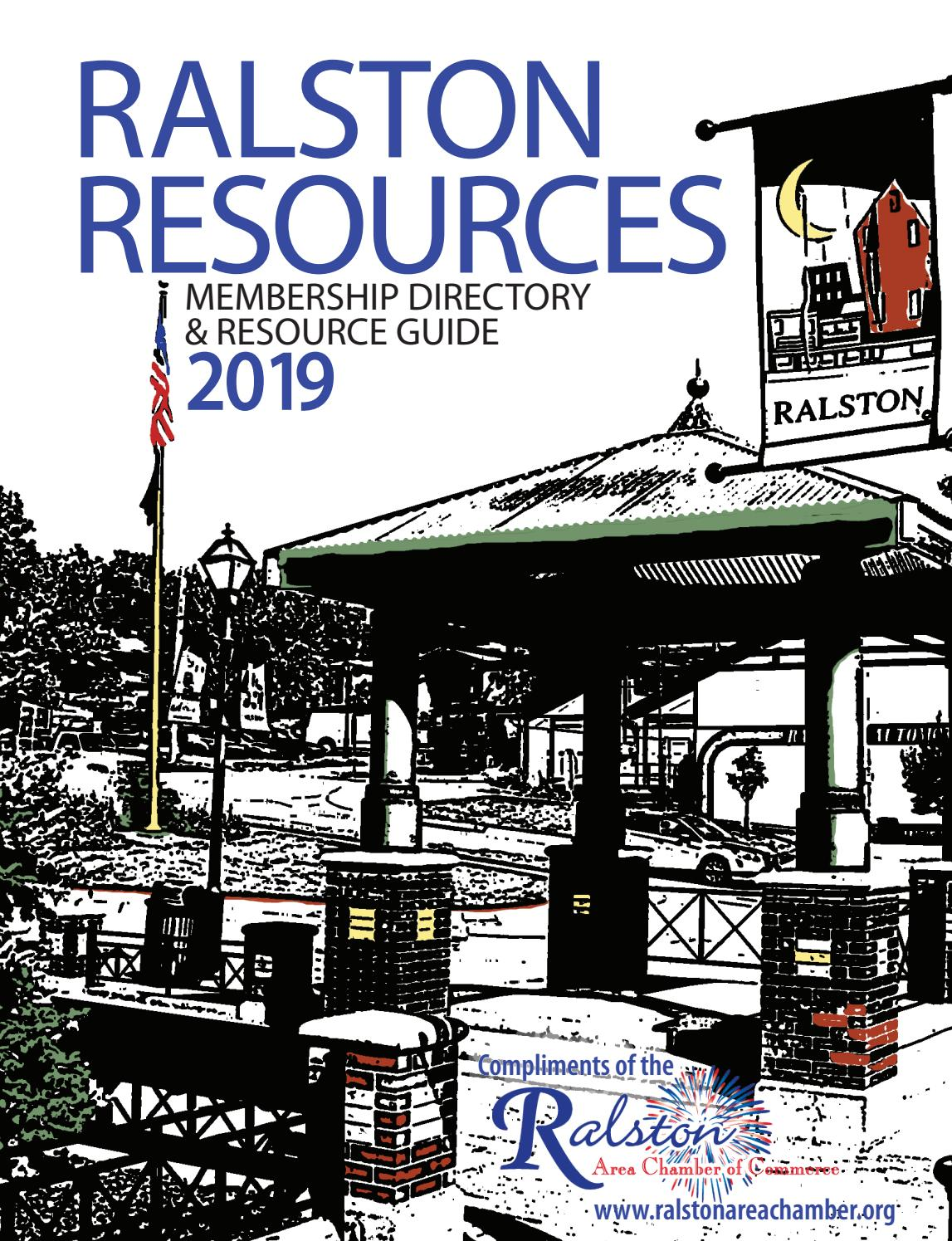 Ralston Resources 2019 By Suburban Newspapers Issuu