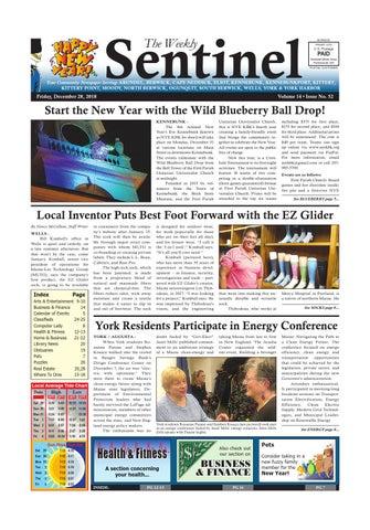 WS Dec 28 2018 by Weekly Sentinel issuu