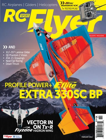 RC Sport Flyer Feb 2014 (Vol 19-02) by RC Flyer News - issuu