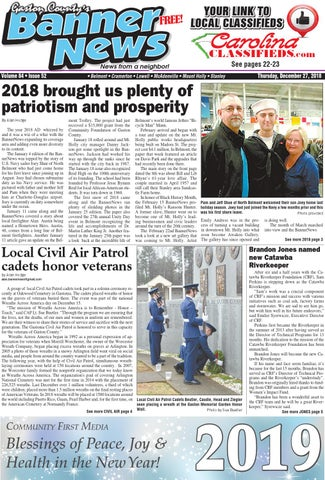 Banner-News 12-27-18 by Community First Media - issuu