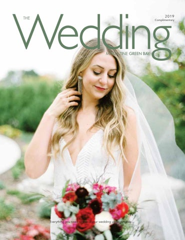 The Wedding Magazine Green Bay 2019 Edition by The Wedding Magazine