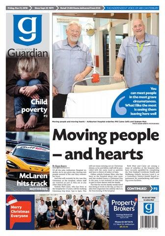c1a3735d74 Ashburton Guardian, Friday, December 21, 2018 by Ashburton Guardian ...